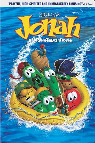 Jonah: A VeggieTales Movie (DVD/VHS)