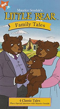 Little Bear; Family Tales (1997 VHS)