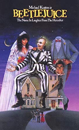 Beetlejuice (1988-2001 VHS)