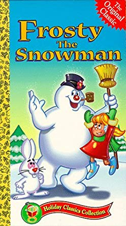 Frosty The Snowman (Golden Books Family Entertainment)