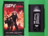 Spy Kids (2001 VHS/DVD)