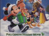 Mickey's Magical Christmas: Snowed in at the House of Mouse (2001 VHS/DVD)