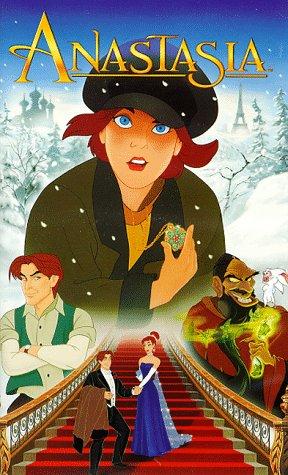 Anastasia (1998 VHS)