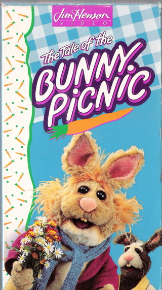 The Tale of the Bunny Picnic (1993 VHS)