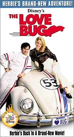 The Love Bug (2000-2001 VHS)