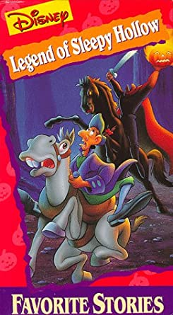 Disney Favorite Stories: Legend of Sleepy Hollow