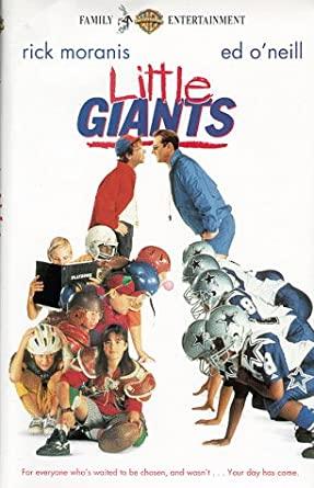 Little Giants (1995-1999 VHS)