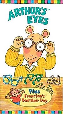 Arthur's Eyes (1997 VHS)