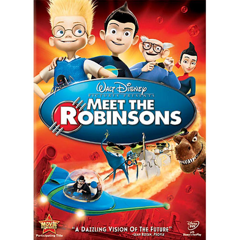 Meet the Robinsons (2007 DVD)