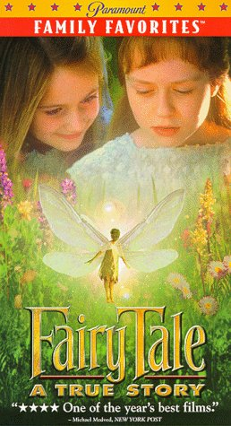 Fairy Tale: A True Story (1998 VHS)