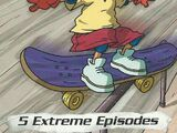 Rocket Power: Maxing Out (2001 VHS)
