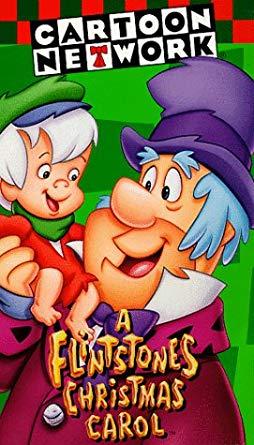 A Flintstone Christmas Carol (1995-2001 VHS)