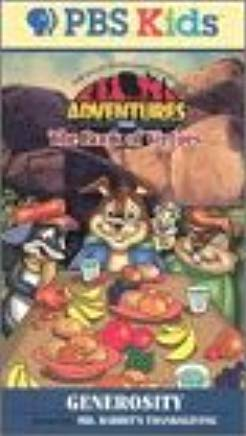 Adventures from the Book of Virtues: Generosity (1997 VHS)