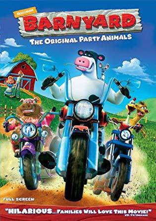 Barnyard (2006 DVD)