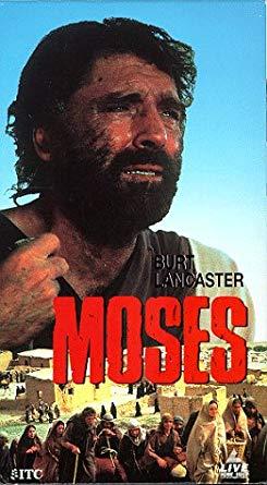 Moses (1992-2000 VHS)