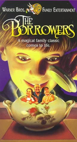 The Borrowers (1994-1999 VHS)