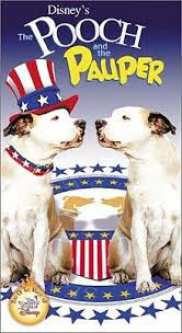 The Pooch and the Pauper (2000 VHS)