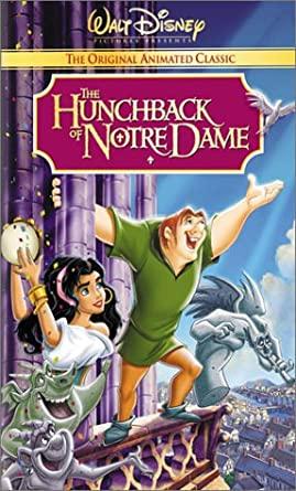 The Hunchback of Notre Dame (2002 DVD/VHS)
