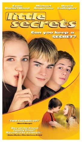 Little Secrets (2003 VHS)