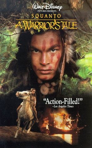 Squanto: A Warrior's Tale (VHS)