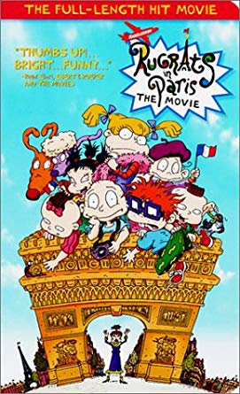 Rugrats in Paris: The Movie (2001 VHS)