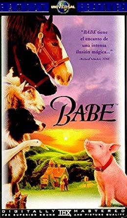 Babe (1996-2003 VHS)