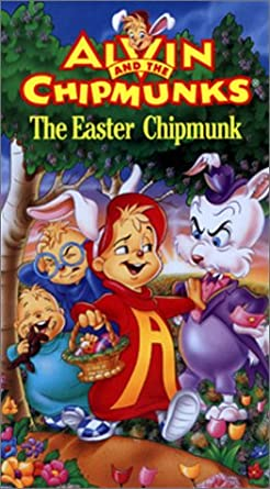 Alvin and the Chipmunks: The Easter Chipmunk (1996 VHS)