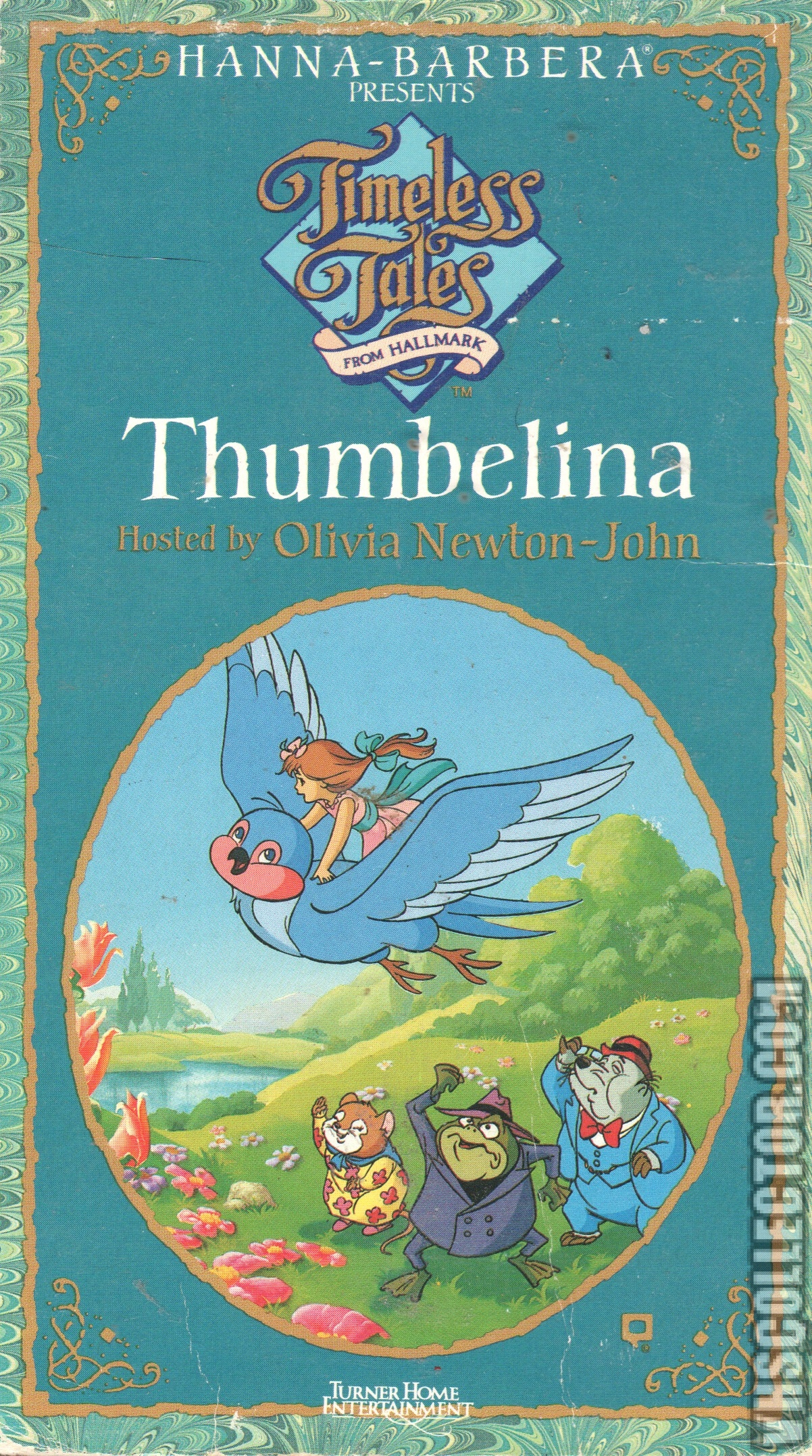 Timeless Tales from Hallmark: Thumbelina (1990-2000 VHS)