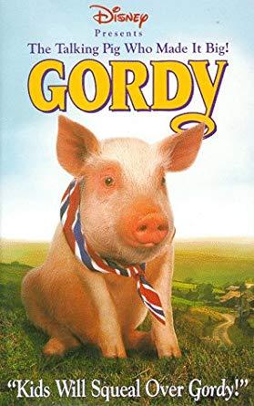 Gordy (VHS/DVD)