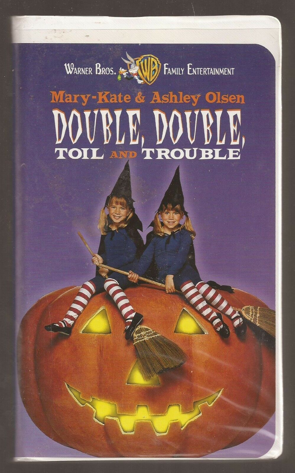 Double, Double, Toil and Trouble (1995-2001 VHS)