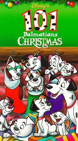 101 Dalmatians Christmas (1998-2001 VHS)