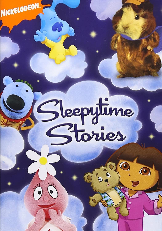 Nickelodeon Sleepytime Stories (2008 DVD)