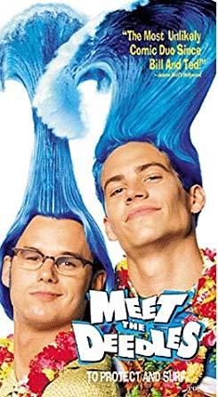 Meet the Deedles (1998 VHS)