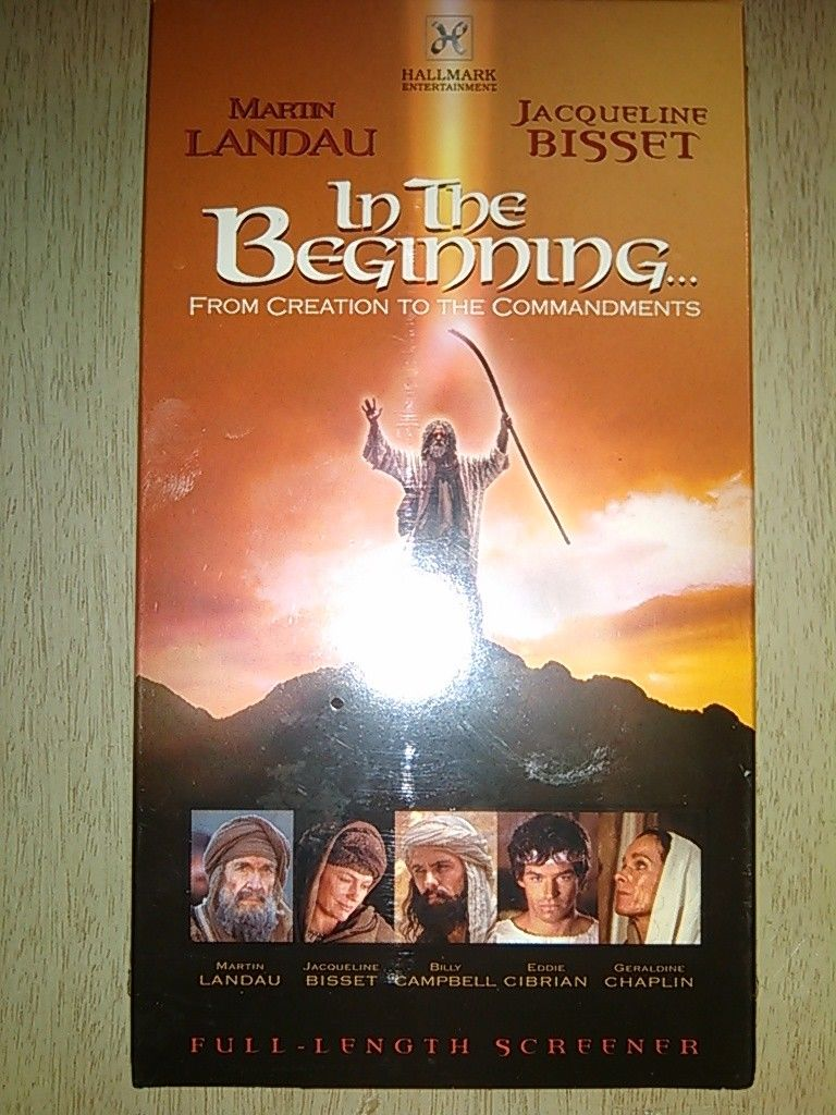 In the Beginning (2001 VHS)