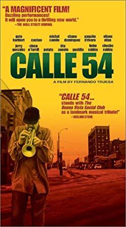Calle 54 (2001 VHS)