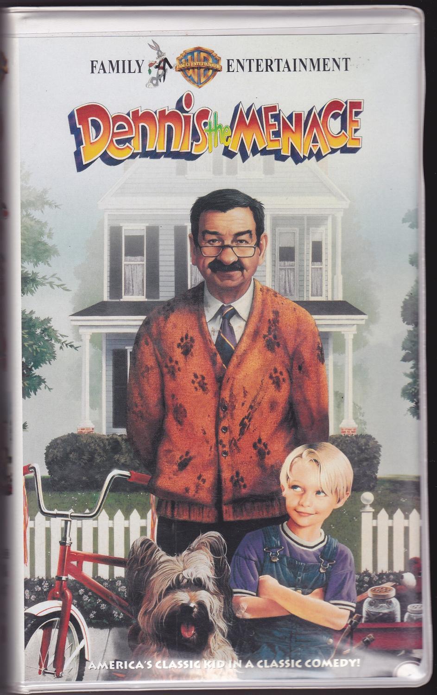 Dennis the Menace (1993-2000 VHS)