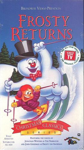 Frosty Returns (1993-1997 VHS)