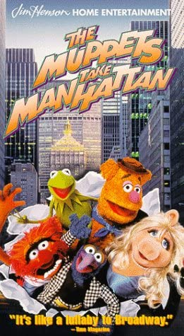The Muppets Take Manhattan (1999-2002 VHS)