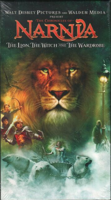 The Chronicles of Narnia: The Lion, the Witch and the Wardrobe (2006 DVD/VHS)