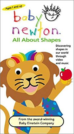 Baby Newton (2002-2003 VHS)