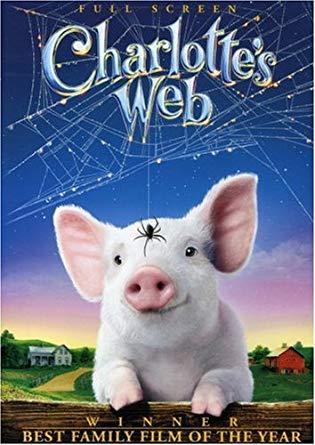 Charlotte's Web (Live Action) (2007 DVD)