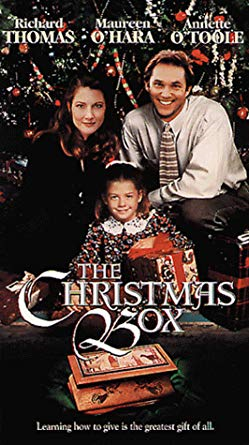 The Christmas Box (1997-2000 VHS)