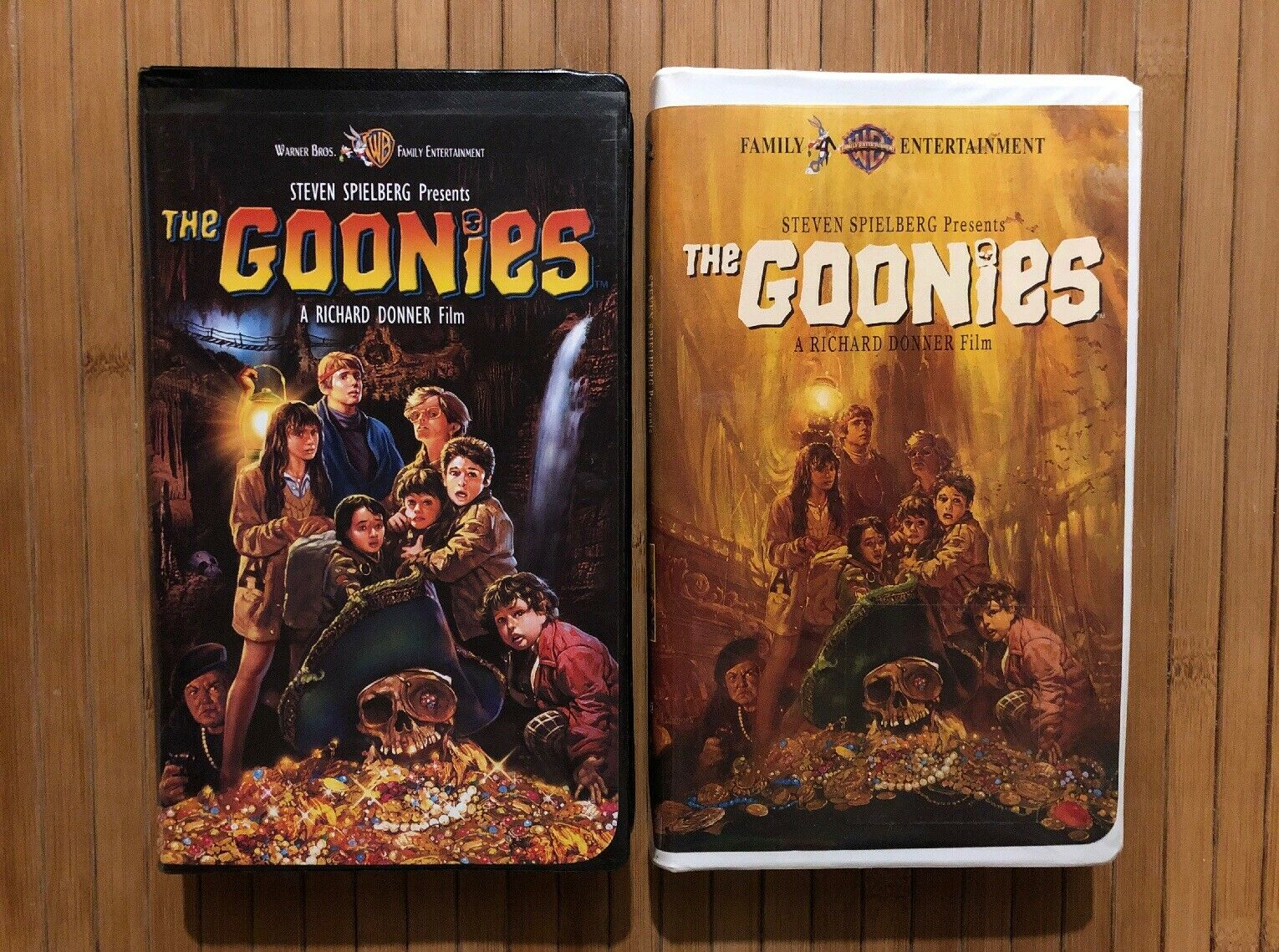 The Goonies (1986-2001 VHS)