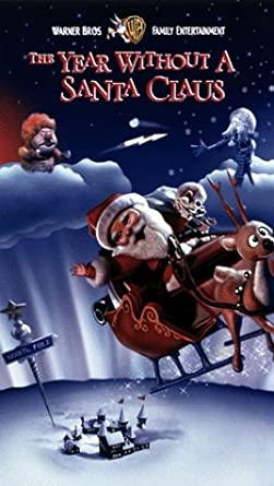 The Year Without a Santa Claus (1992-2001 VHS)