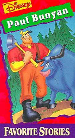 Disney Favorite Stories: Paul Bunyan