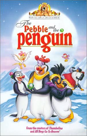 The Pebble and the Penguin (1995 VHS)