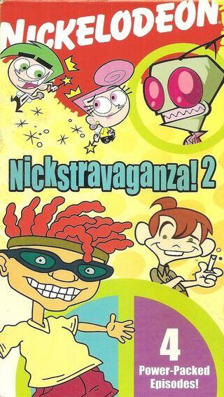 Nickstravaganza! 2 (2003 DVD/VHS)