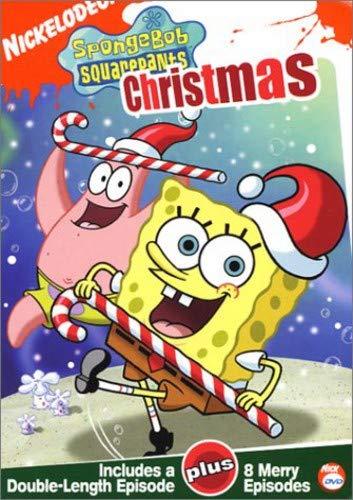 SpongeBob SquarePants: Christmas (2003 DVD)