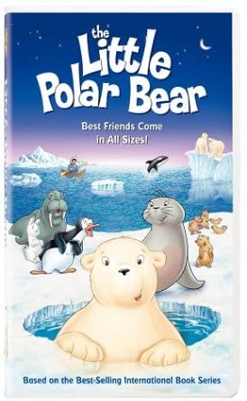 The Little Polar Bear (2003 VHS)