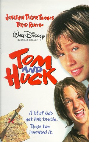 Tom and Huck (1996 VHS)